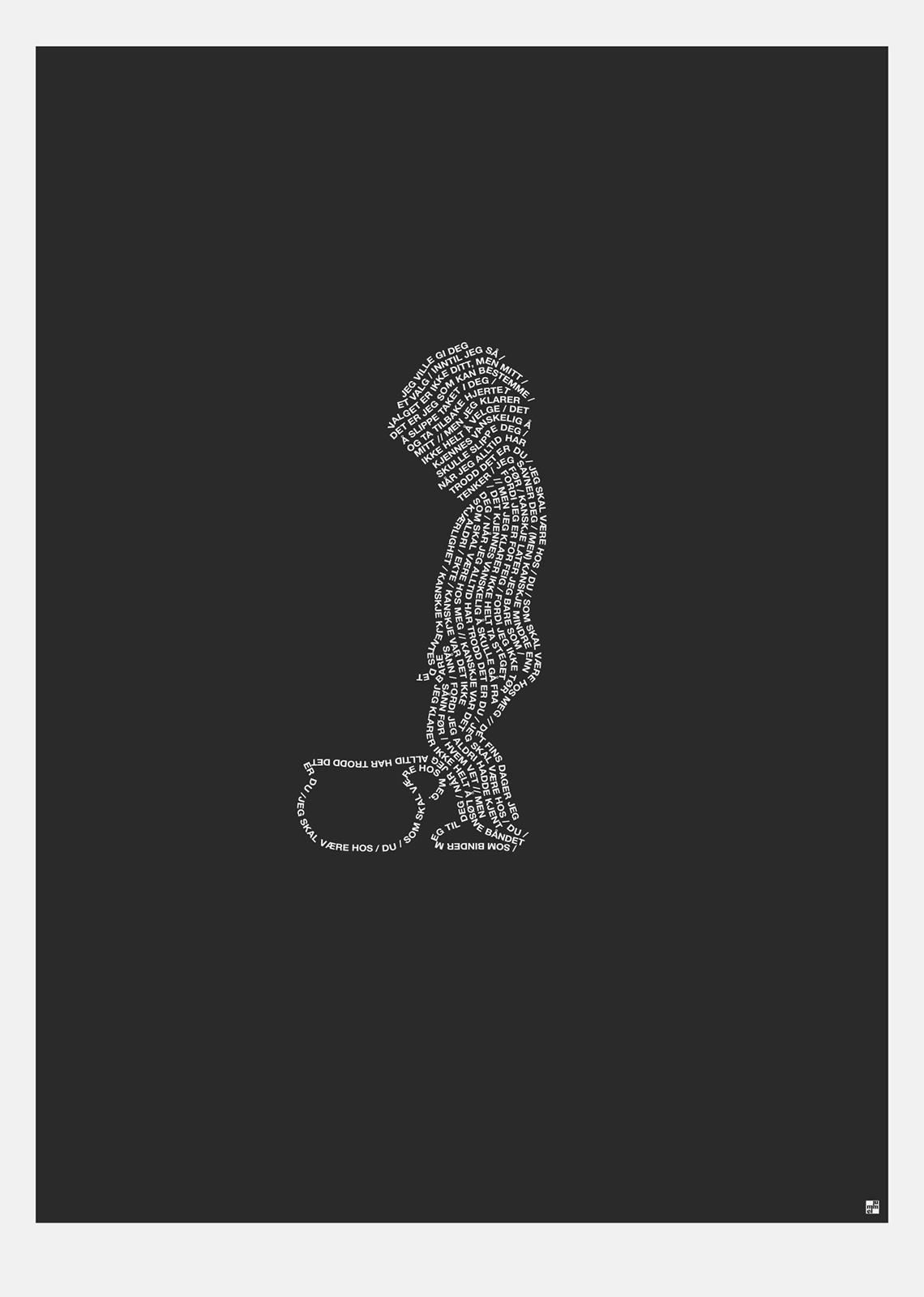 Kärleksfull pojke av jummel designstudio
