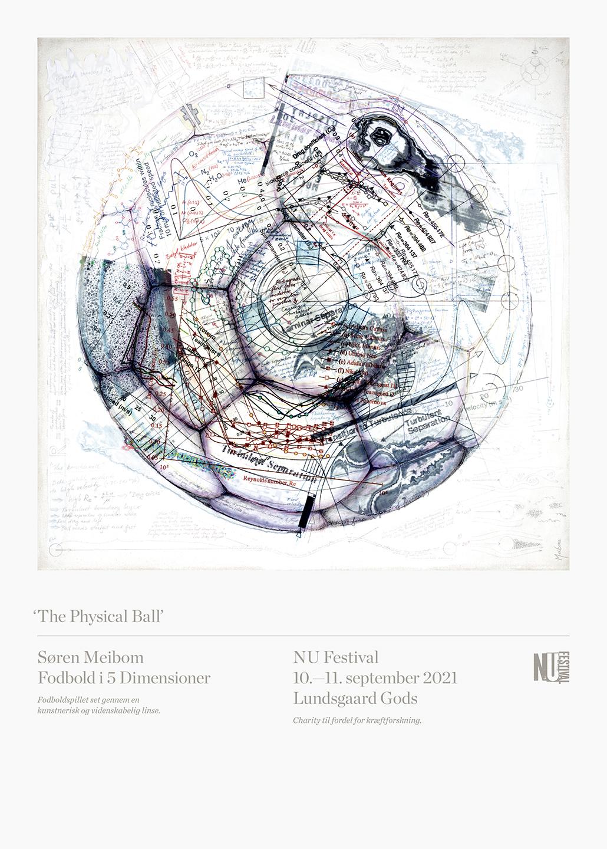 Køb The Historical Ball NU Festival poster av Søren Meibom