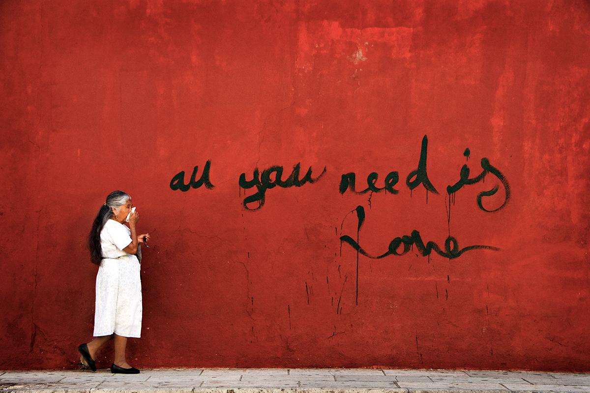 All we need av Julie Aucoin