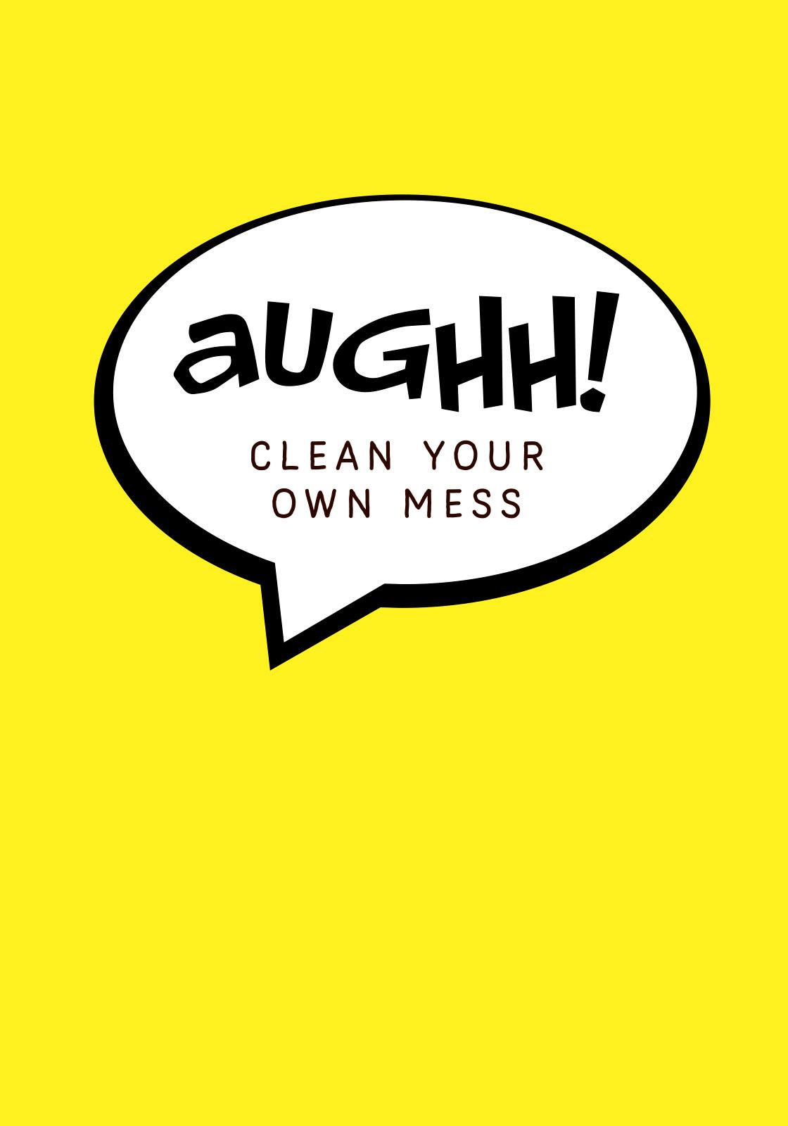 Aughh your own mess av Ten Valleys