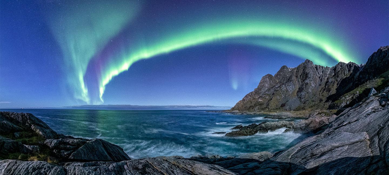 Køb Aurora Arch av Frank Olsen
