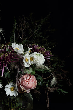 Blomsterhav 2 av Diana Lovring
