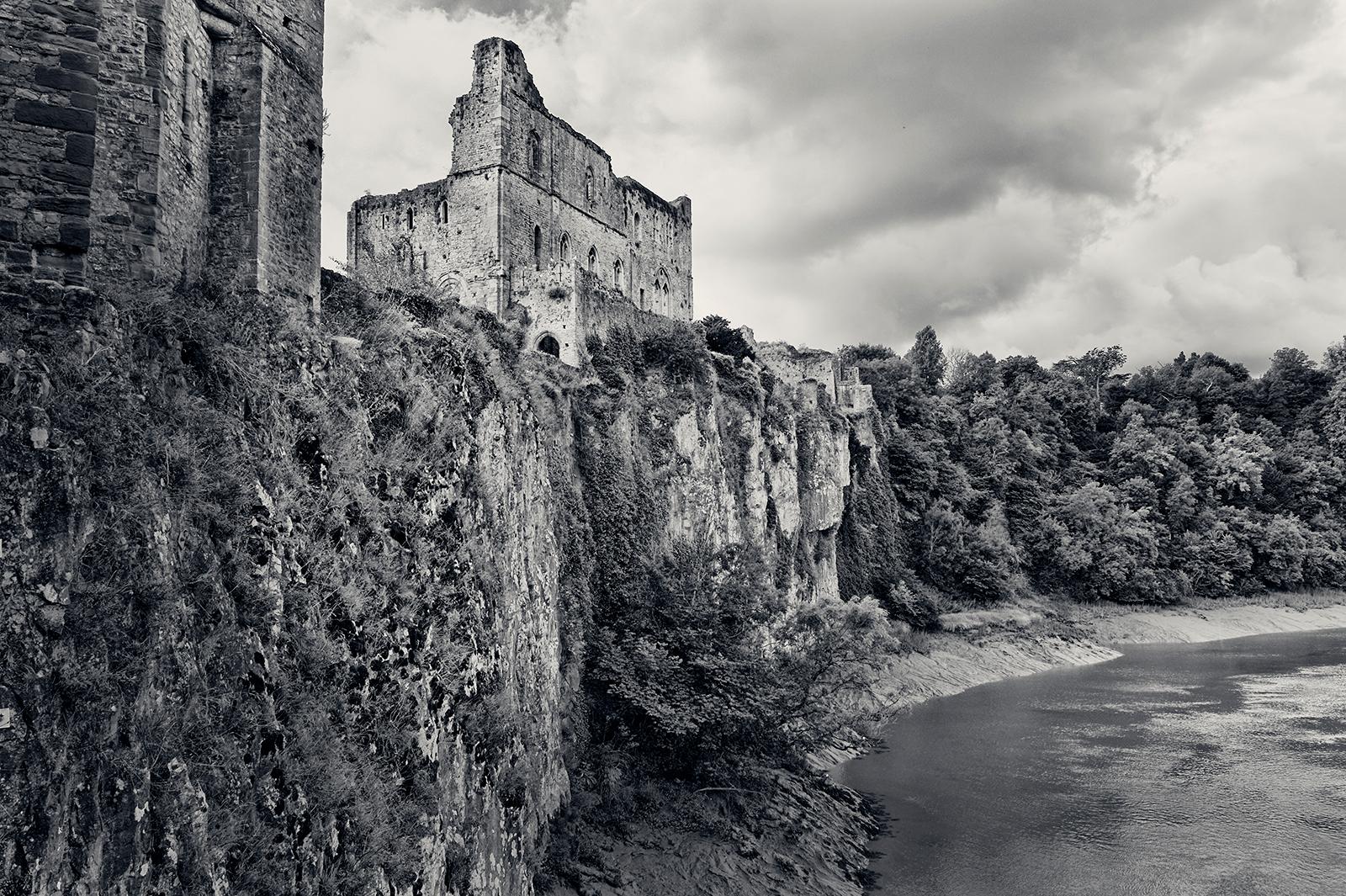 Chepstow Castle av Peter M Madsen