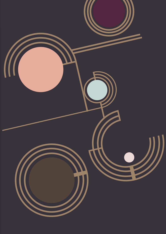 Køb Circles av Heidi Jacobsen