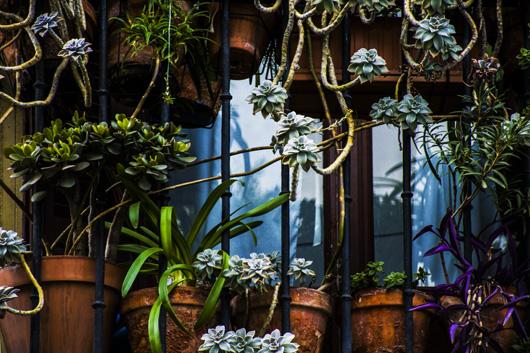 Madrid Balcony av Kirsten Stigsgaard