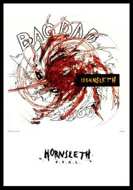 Køb Bagdad av Hornsleth, Tryck bakom glas och ram, 50×70 cm