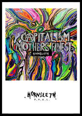 Køb Mothers finest av Hornsleth, Tryck bakom glas och ram, 50×70 cm