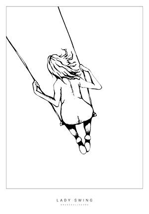 Lady Swing av Krusedulleguru