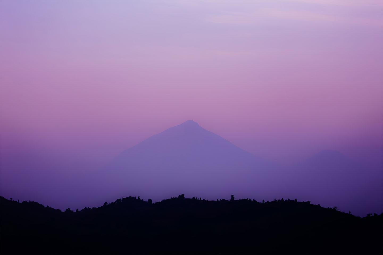Køb Misty mountain av Thomas Stubergh