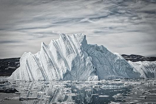 The Tip of the Iceberg av Pernille Westh